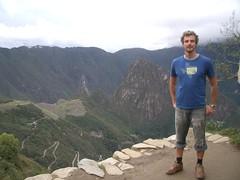 Machu Picchu - 21 - Matt Sun Gate