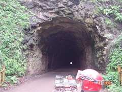Kauai ATV - Tunnel
