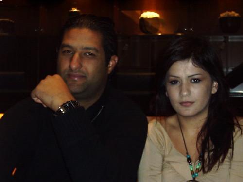 Anis Ltaief et Rachel Rassi