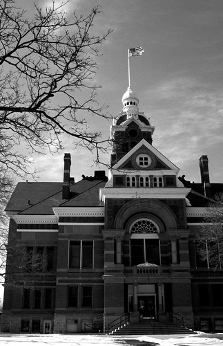 Lenawee County Courthouse, Adrian, MI