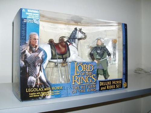 Legolas in The Return of the King