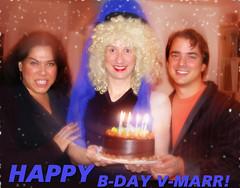 FOF #192 - Happy B-Day V-Marr - 11.09.05