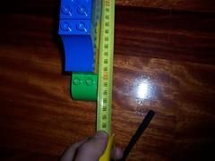 193 cm de tren