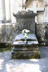Grave at Panteon Belen