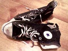 my converse