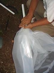 Gambar 26: Membuat tanki penampung