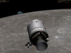Apollo 8 CSM Earthrise