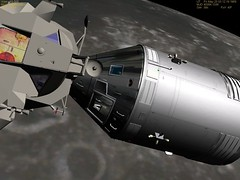 Apollo 10 LM-CSM Docked