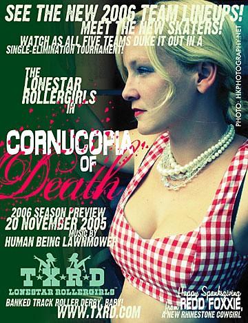 Lonestar Rollergirls - November 20, 2005