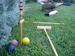 croquet casuality