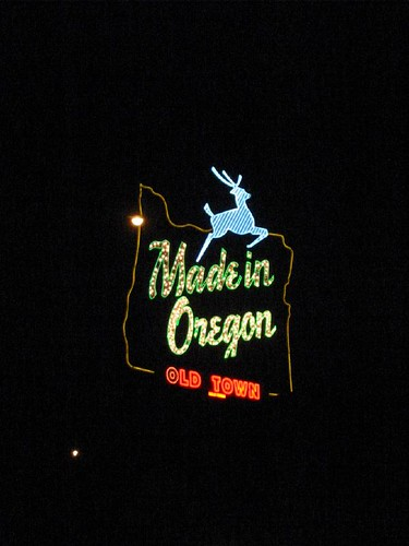 made in oregon color