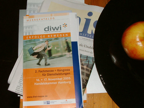 diwi Broschur