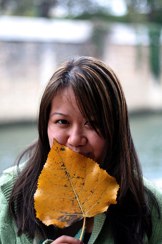 her leaf