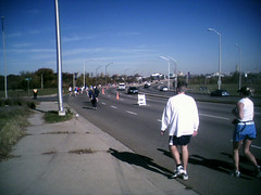 Lee Bridge - Mile 15