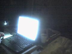 4 am PC glow
