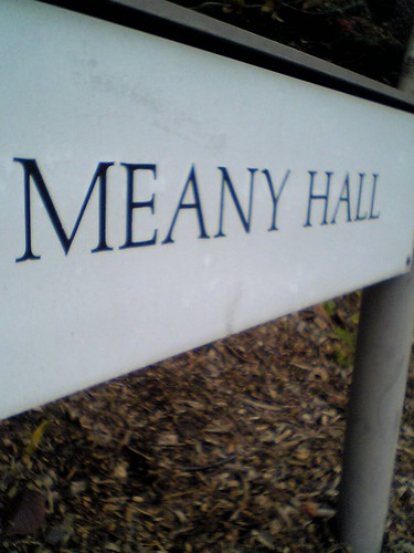 the hall 4 meanies