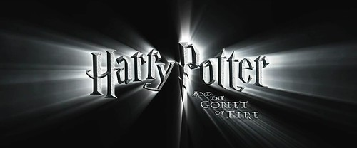 Harry Potter and the Goblet of Fire Logo