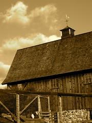 olde timey farm