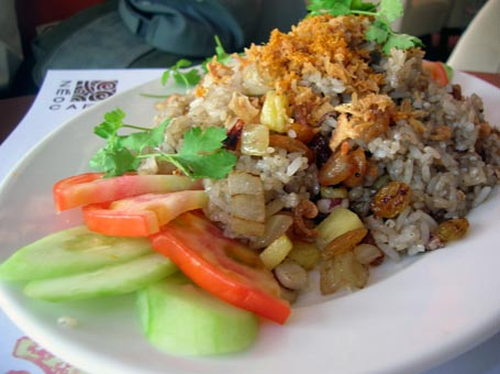 Cafe Neo Fried rice
