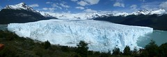 Glacier Perito Moreno - 02 - Glacier pano