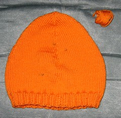 Finished Toque