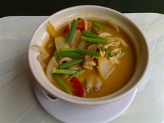 Tom Yum Kai
