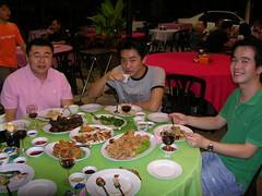 Chee Ming, Han Wei & Wynx