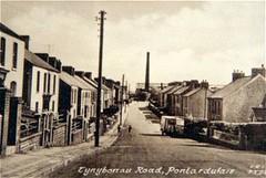 Tynybonau Road