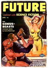 Galáctica y seductora