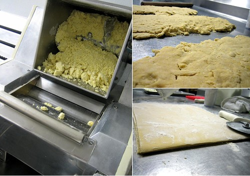 Pasta Making Triptic