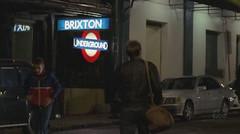 Brixton Tube Station?