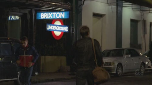 Brixton Tube Station?