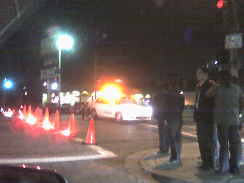 sunset and silverlake