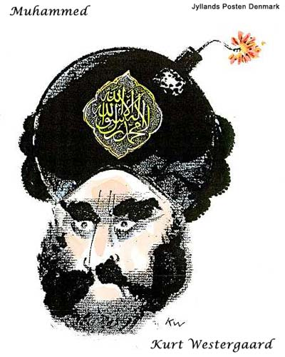 Muhammad and turban: the source of the problem