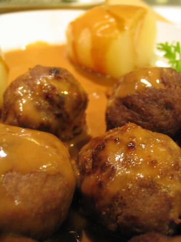Lovely Meatballs