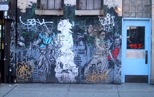 Street Art in NoLIta