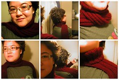 FO: Turtleneck Shrug from Scarf Style