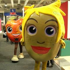 Frau Kartoffel
