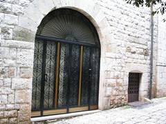 Putignano - Santa Maria del Carmine - Side Entrance