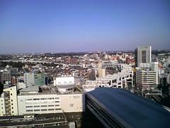 千葉の町を見下ろして2