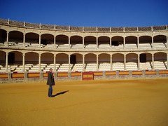 Bullfighting Ring in Ronda