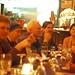 Post-Moose Camp Greek dinner 2