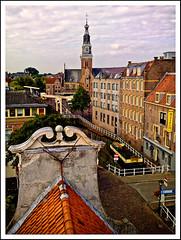 The Heart of Alkmaar photo by Allard Schager
