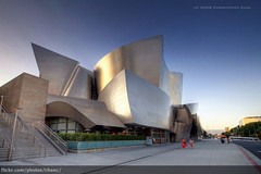 Walt Disney Concert Hall, Los Angeles (#134) photo by Christopher Chan