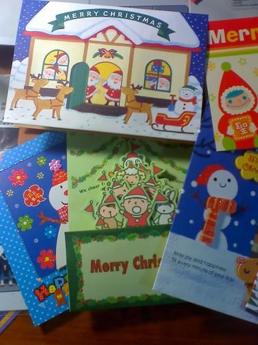 聖誕卡2008(2)
