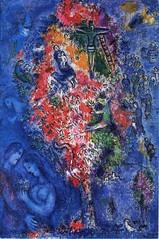 Chagall, Marc (1887-1985) - 1975 Tree of Jesse photo by RasMarley
