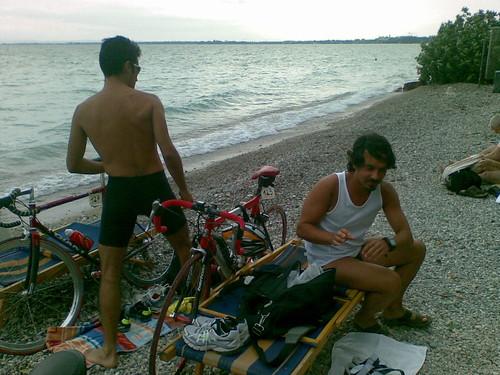 2008-07-13 Mio primo triathlon a Desenzano - cell (2)
