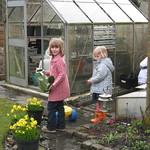 Watering the garden<br/>21 Mar 2009