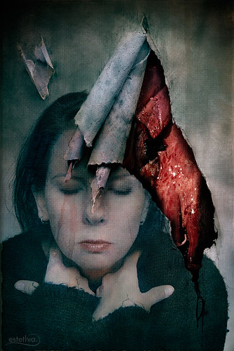 Everybody is a book of blood; whenever we're opened, we're red - Clive Barker