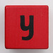 Alphabet Block y